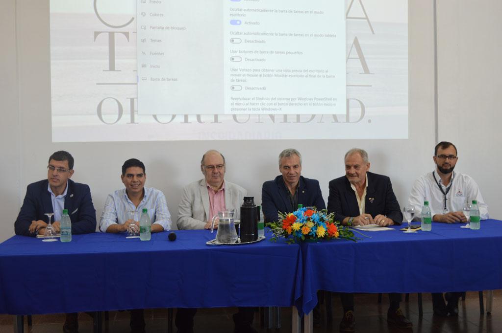 Se llevó a cabo el Tercer Encuentro Internacional de Negocios del Rotary Means Business
