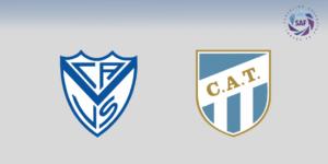 Superliga: Atlético Tucumán visita a Vélez en busca de una victoria para mantener viva la ilusión de clasificar a la Libertadores 2020