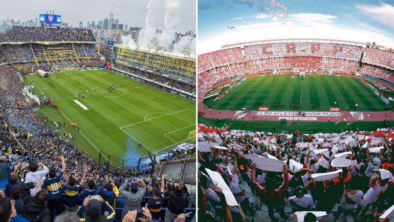 Ocho estadios argentinos pelean por ser sede de la Copa América 2020