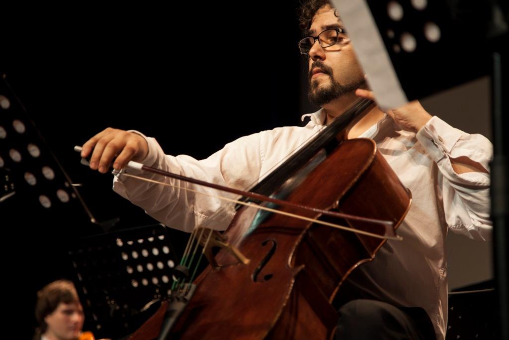 Grandes oberturas de grandes músicos por la Orquesta de Cámara