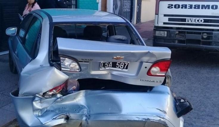 Corrientes: conductor tuvo un ACV mientras manejaba, chocó y murió en el hospital