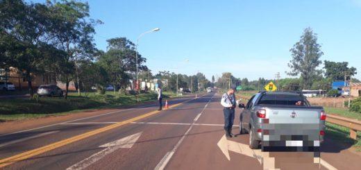 La Policía de Misiones reforzará con cerca de mil efectivos los operativos viales durante Semana Santa