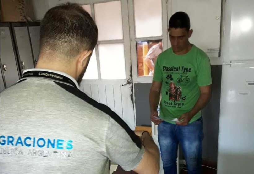 Posadas: deportan a tres ciudadanos paraguayos condenados por el tráfico de estupefacientes