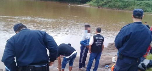 Eldorado: buscan a padre e hijo desaparecidos en las aguas del río Paraná