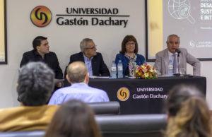 La UGD dictará a partir de mayo un doctorado en Desarrollo Sustentable e Integración