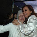 La dirigencia política se solidariza con Cristina Kirchner por la muerte de su madre