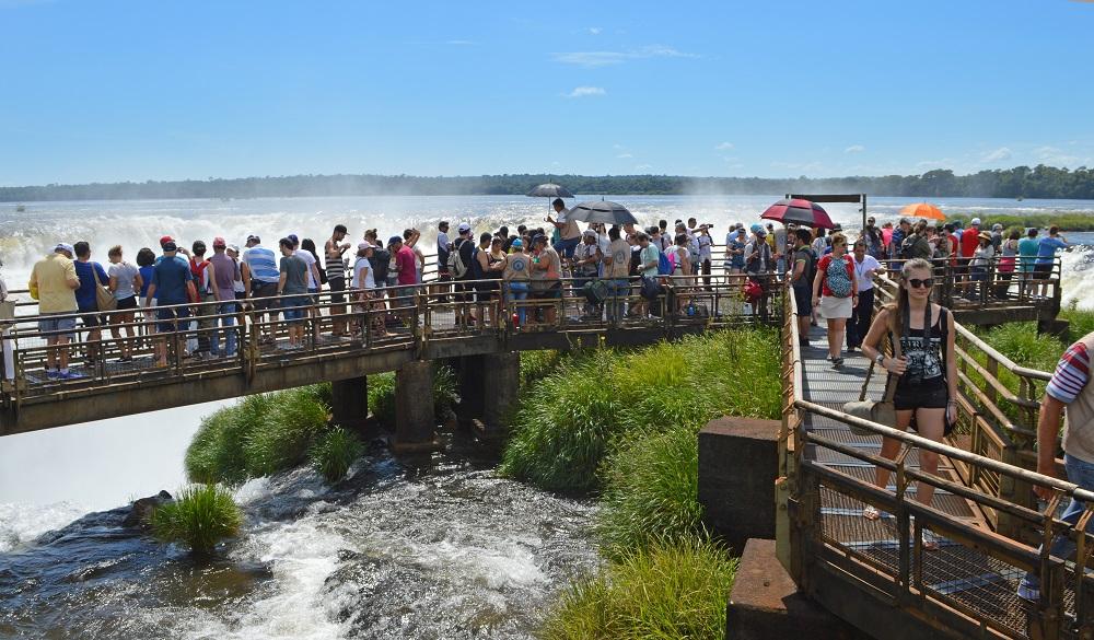 Iguazú favorita en Semana Santa, con 95% de ocupación hotelera