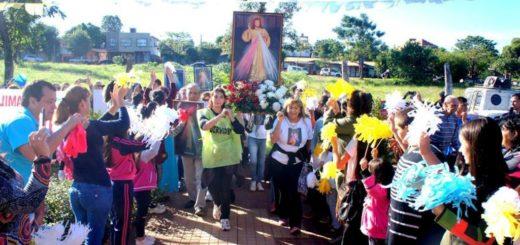 Mañana se realizará la Fiesta Patronal de Jesús Misericordioso, mirá el programa
