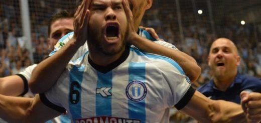 """Entre lágrimas, y luego de salir campeón del mundo, Sandro Antiveros sentenció: """"Volvimos a poner a Argentina donde se merece"""""""