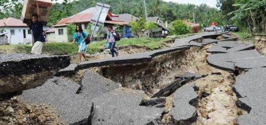 Violento terremoto de 6,3 grados sacudió Filipinas
