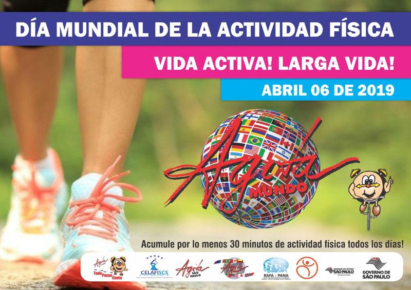 Dia Mundial de la Actividad Física: Sus beneficios y aspectos importantes de la alimentación