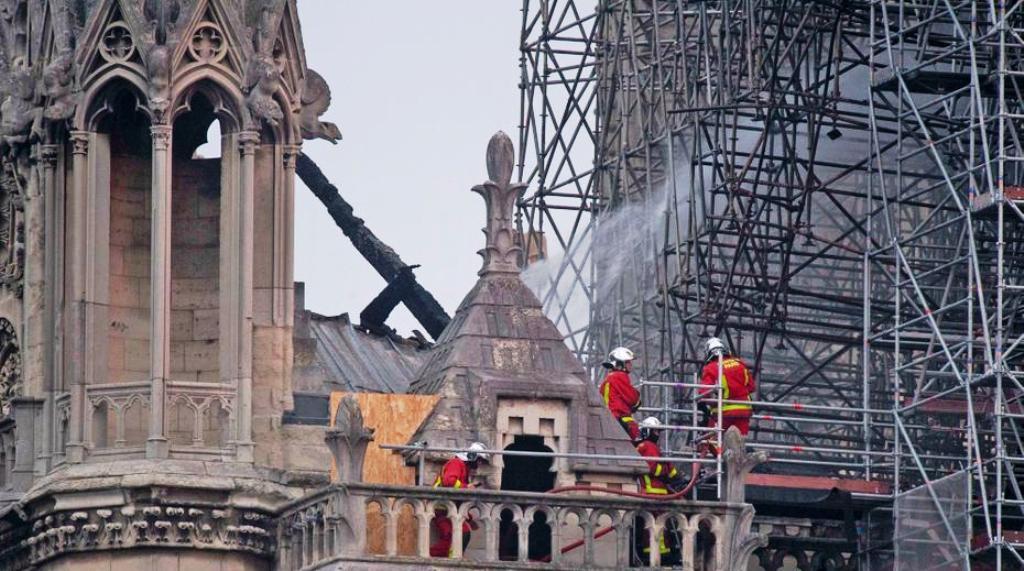 Incendio en la Catedral de Notre Dame: qué se sabe y la principal hipótesis