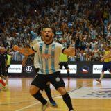 #MundialDeFutsal: el público misionero puso la fiesta y se transformó en el sexto hombre de la Selección Argentina
