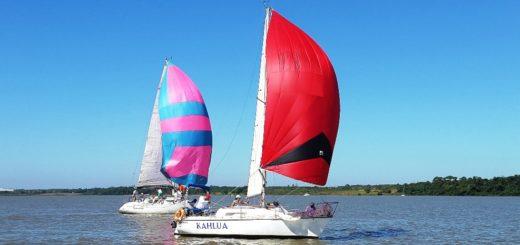 """Este domingo continúa el campeonato """"Copa Challenger"""" para veleros cabinados en Posadas"""
