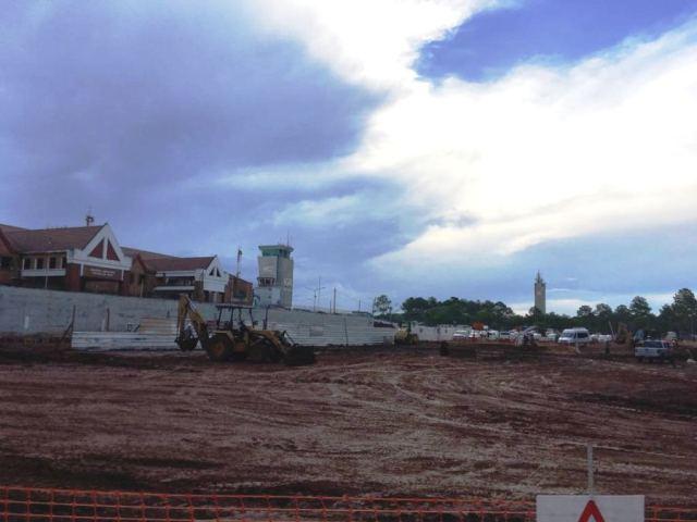 Antes de fin de año quedarán inauguradas las obras de modernización del aeropuerto de Iguazú