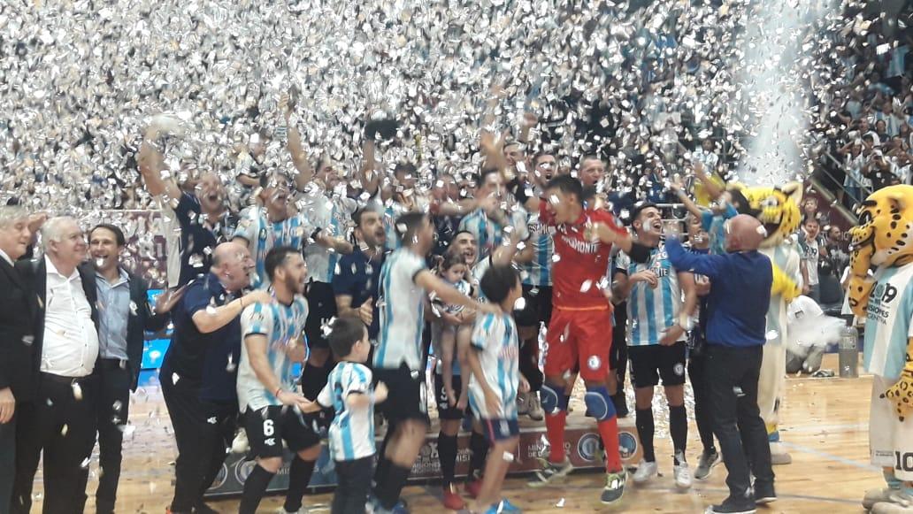 """Mundial Futsal 2019: """"El orgullo de haber sido anfitriones de esta fiesta deportiva es de todos los misioneros"""", enfatizó Passalacqua"""