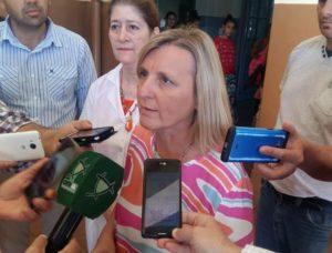 María Eugenia Safrán será candidata a intendente de Apóstoles