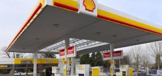 Shell rebaja un 4,5% el precio de su combustible a partir de la medianoche en todo el país