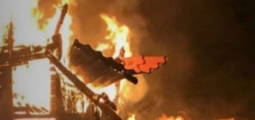 Corrientes: dos niños jugaban con un encendedor y murieron en el incendio de su vivienda