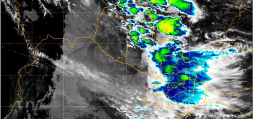 Se esperan lluvias y tormentas para esta tarde-noche en Misiones