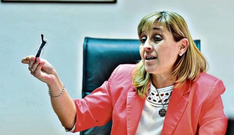 La jueza del ARA San Juan: «Estamos cerca de llegar a una conclusión»