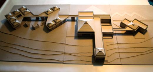 """Inauguraron en el Museo Yaparí la muestra """"Arquitectura Moderna en Misiones"""""""