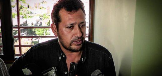 El exintendente de Candelaria Omar Flores se entregó a la Justicia y quedó detenido