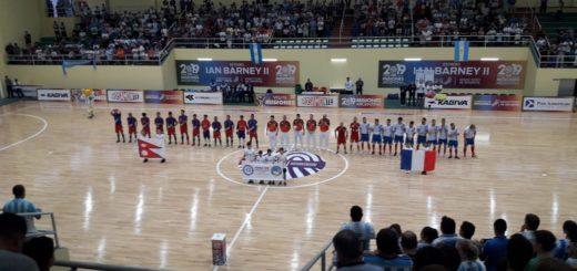 #MundialFutsalEnVivo: Francia y Nepal ya juegan en Oberá