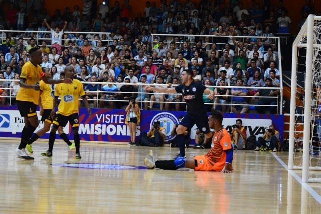#MundialFutsal: reviví las mejores imágenes y goles de la victoria argentina para acceder a Cuartos de Final