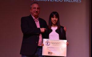 #ConcursoMejorPromedio: la posadeña Agustina Wurm es una de las ganadoras de la Beca Electro Misiones del nivel universitario
