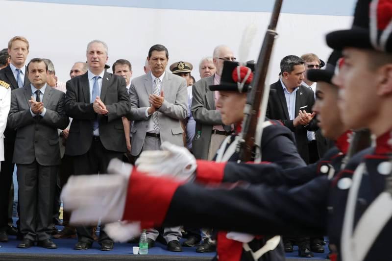 Passalacqua presidió el homenaje a Veteranos y Caídos en Malvinas realizado en Campo Viera