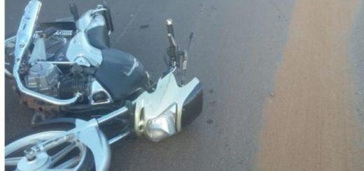 Posadas: murió un motociclista tras impactar contra un camión estacionado