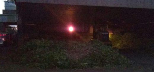 Incendio de un secadero en Villa Bonita dejó como saldo daños materiales