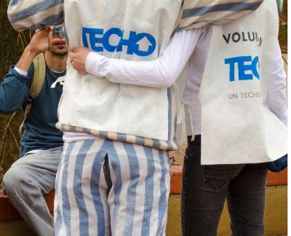 Techo convoca voluntarios y voluntarias para su colecta nacional