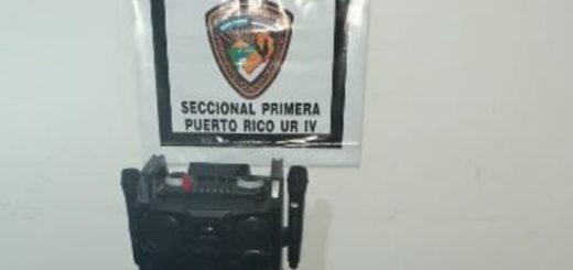 Puerto Rico: un adolescente de 14 años robó el equipo de sonido de un hogar de ancianos