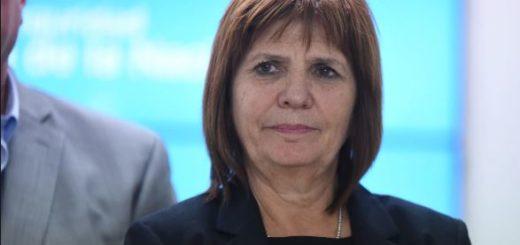 #30A: Patricia Bullrich reclama que los organizadores del paro paguen $23 millones por el operativo de seguridad
