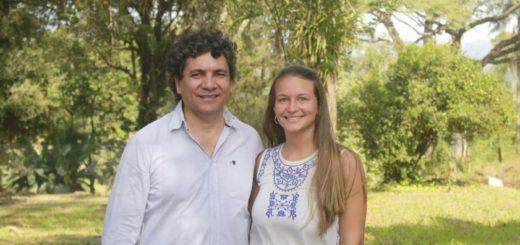 Jorge Koki Espinola presentó el sub lema que lo lleva como candidato a intendente de la Ciudad de Eldorado