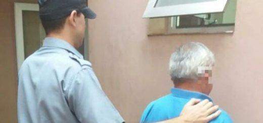 Posadas: detuvieron a un hombre por intentar agredir a su pareja con un machete