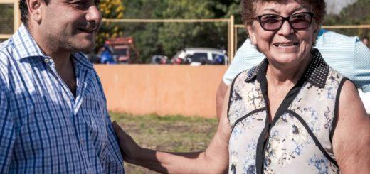 Herrera Ahuad participó de un Operativo Integral del PAS en el Barrio Itaembé Miní