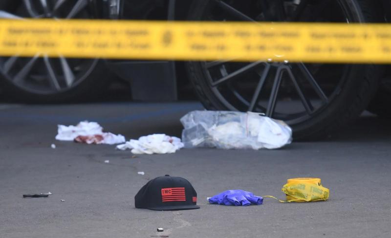 Un rapero estadounidense fue asesinado a tiros afuera de un local de ropa