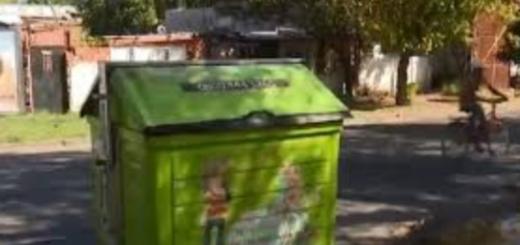 Encontraron 30 cabezas y cuerpos de perros faenados dentro de un contenedor en Rosario