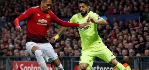Barcelona le ganó al Manchester United y sueña con las semifinales de la Champions