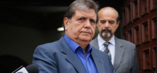 Murió el ex presidente peruano Alan García tras pegarse un tiro en  la cabeza para evitar su detención