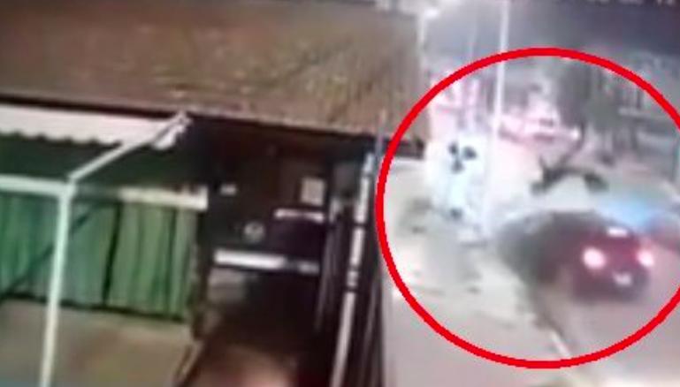 Buenos Aires: atropelló y mató a un recolector de residuos, estuvo solo media hora detenido y se burló en las redes