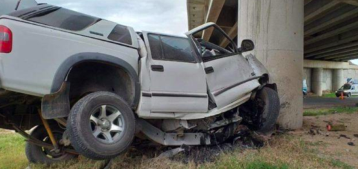 Doble femicidio en Córdoba: mató a su pareja, a la suegra y se suicidó al chocar contra un puente
