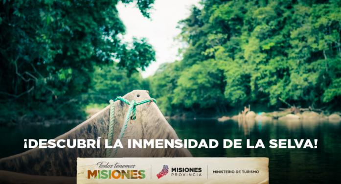 En la recta final del Concurso la Selva Misionera busca consagrarse como una Maravilla Natural Argentina