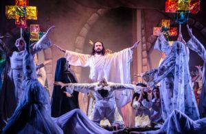 Con 150 artistas en escena presentarán esta semana un nuevo Arcano de Viernes Santo