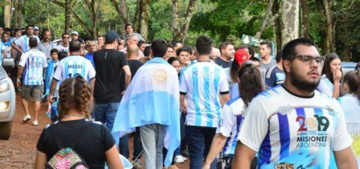 #MundialFutsal: así está el polideportivo de Montecarlo una hora antes que arranque la final entre Argentina- Brasil