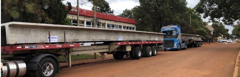 Puente peatonal UNAM: comenzó el montaje de la estructura