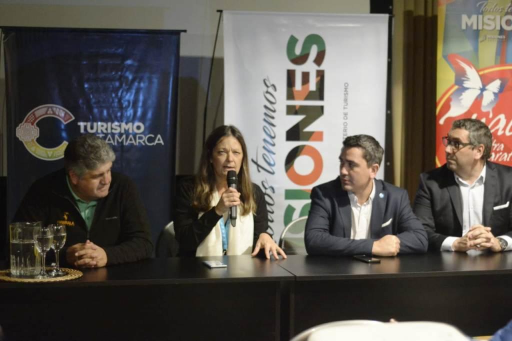 La Feria de Turismo Regional y la Maratón Yaboty tuvieron su lanzamiento en la Expo Eventos